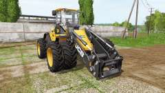 JCB 435S AWS v2.1 for Farming Simulator 2017