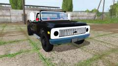 Chevrolet K10 1972 for Farming Simulator 2017