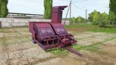 BM 6B for Farming Simulator 2017