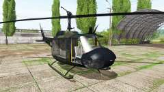 Bell UH-1D U.S. Army for Farming Simulator 2017
