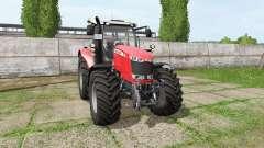 Massey Ferguson 7724 v3.0 for Farming Simulator 2017