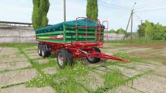 METALTECH DB 14 for Farming Simulator 2017