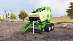 Krone Comprima V180 XC for Farming Simulator 2013