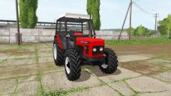 Zetor 7245 for Farming Simulator 2017