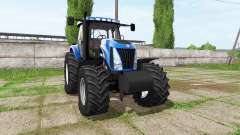 New Holland TG215 for Farming Simulator 2017