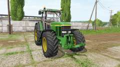 John Deere 7810 for Farming Simulator 2017