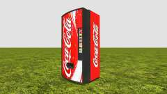 Coca-Cola vending machine for Farming Simulator 2017