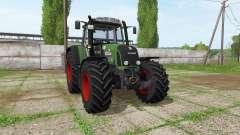 Fendt 820 Vario TMS dynamic hoses for Farming Simulator 2017