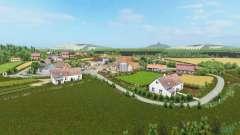 Czech valley v2.0 for Farming Simulator 2017
