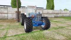 Ford 5000 rusty for Farming Simulator 2017