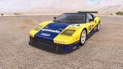 Civetta Bolide corse v1.01 for BeamNG Drive