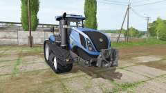 New Holland T7.315 TerraTrac v1.15 for Farming Simulator 2017