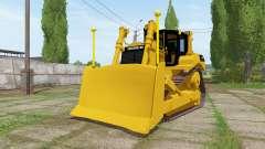Caterpillar D7R v1.2 for Farming Simulator 2017