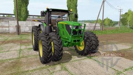 John Deere 6135R for Farming Simulator 2017
