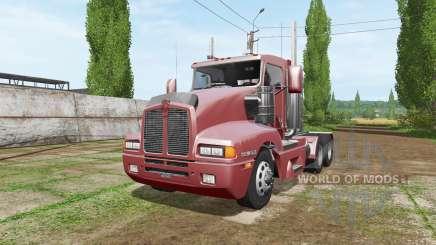 Kenworth T600 v1.2 for Farming Simulator 2017