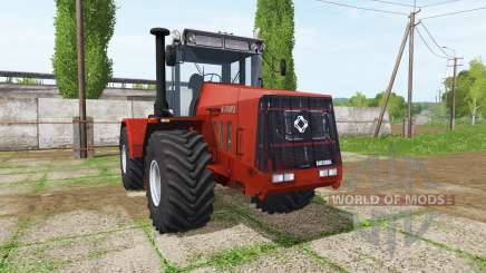 Kirovets K 744R3 v1.2 for Farming Simulator 2017