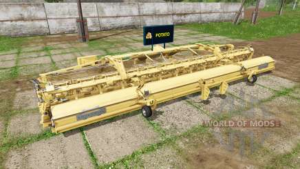 HOLMER HR 20 for Farming Simulator 2017