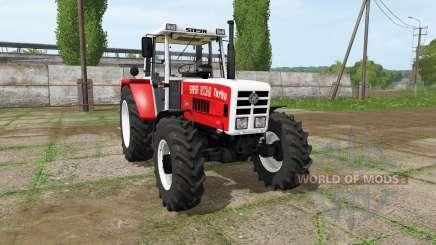 Steyr 8130A Turbo SK2 v2.5 for Farming Simulator 2017