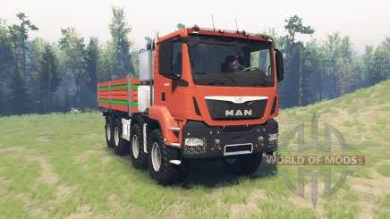 MAN TGS 41.480 v1.1 for Spin Tires