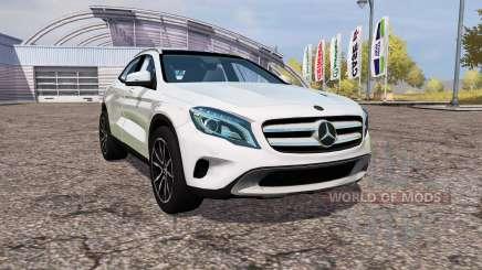 Mercedes-Benz GLA 220 CDI (X156) for Farming Simulator 2013