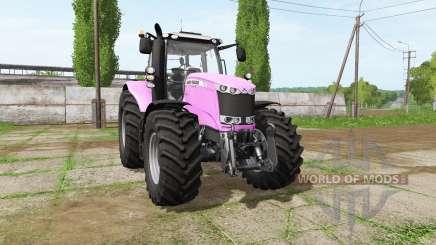 Massey Ferguson 7719 pink for Farming Simulator 2017