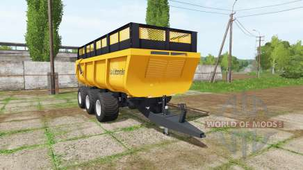 La Littorale C 390 for Farming Simulator 2017