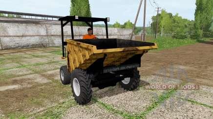 Sambron mini dumper for Farming Simulator 2017