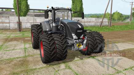 Fendt 939 Vario black for Farming Simulator 2017