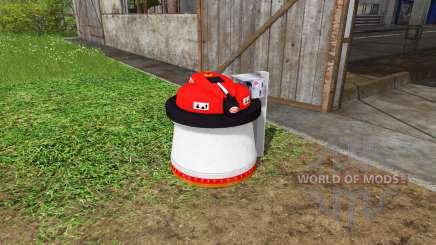 Lely Juno 100 for Farming Simulator 2017