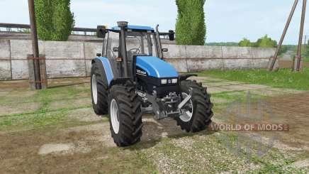 New Holland TS115 for Farming Simulator 2017