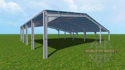 Easy halls for Farming Simulator 2015