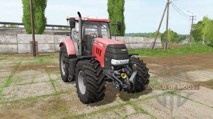 Case IH Puma 145 CVX for Farming Simulator 2017