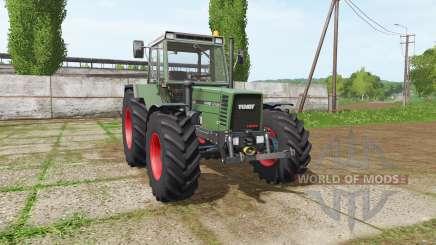 Fendt Favorit 615 LSA Turbomatik E for Farming Simulator 2017