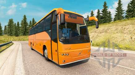 Volvo B12B v2.5 for Euro Truck Simulator 2