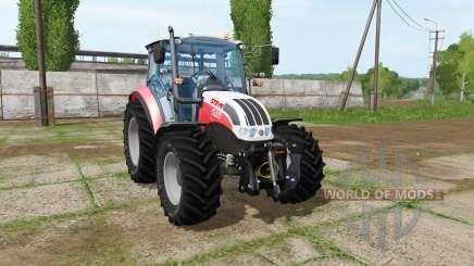 Steyr Kompakt 4095 for Farming Simulator 2017