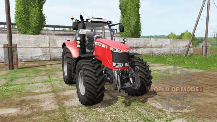 Massey Ferguson 7720 for Farming Simulator 2017