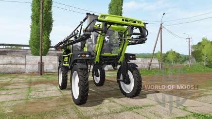 McLoude slurry sprayer for Farming Simulator 2017