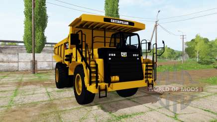 Caterpillar 773G for Farming Simulator 2017