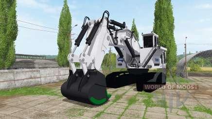 Liebherr R 9800 for Farming Simulator 2017