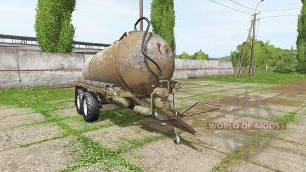 Fortschritt HTS 100.27 v1.0.0.1 for Farming Simulator 2017