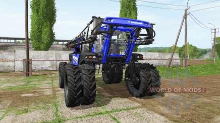 New Holland SP.400F v1.0.0.3 for Farming Simulator 2017