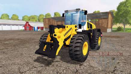 Liebherr L550 for Farming Simulator 2015