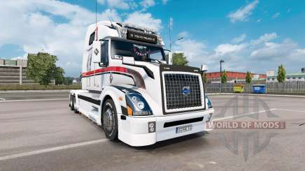 Volvo VNL 670 v1.5 for Euro Truck Simulator 2