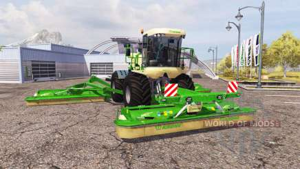 Krone BiG M 500 for Farming Simulator 2013