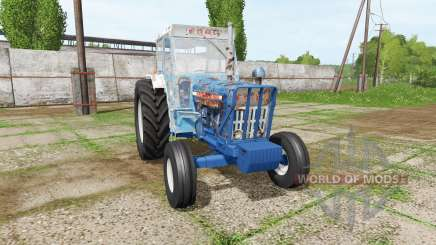 Ford 7000 rusty for Farming Simulator 2017