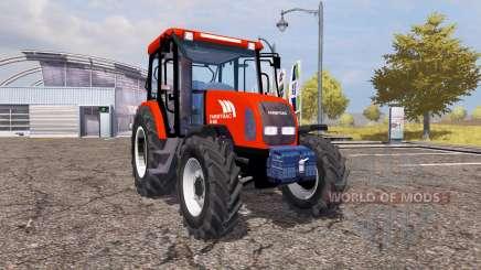 Farmtrac 80 v2.0 for Farming Simulator 2013