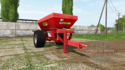 BREDAL K40 for Farming Simulator 2017