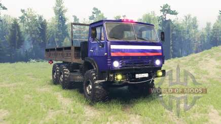 KamAZ 53212 v8.1 for Spin Tires