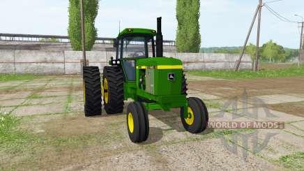John Deere 4240 for Farming Simulator 2017