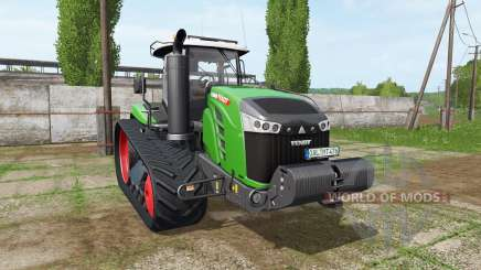 Fendt 1165MT for Farming Simulator 2017